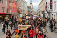 TTIP Demo in Linz