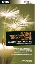 Veranstaltung globale verantwortung lokale impulse